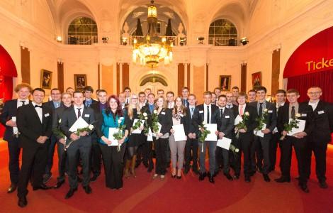 Die Besten im Mühlenkreis: Wago-Stiftung ehrt 35 Nachwuchstalente aus 14 Berufszweigen