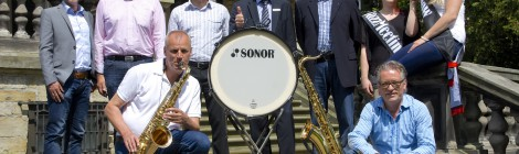 """Blindow Jazz Meeting"" in Bückeburg"