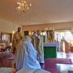Abendmahl bei der heiligen Messe, Abt. Thomas, Pater Philipp und Schwester Humiliana_evtl als Titelbild