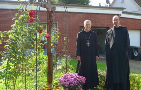 Im kleinsten Kloster Deutschlands ist jeder als Gast willkommen