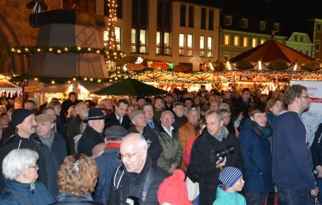 Anekdoten vom Mindener Weihnachtsmarkt