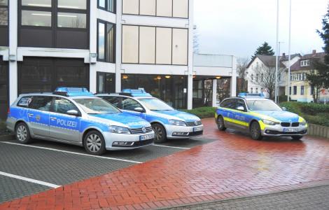 Landrat bittet Landesregierung um mehr Polizisten