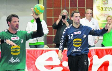 Topspiel: GWD Minden-HC Erlangen