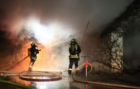 Feuerwehr sorgt sich um Nachwuchs