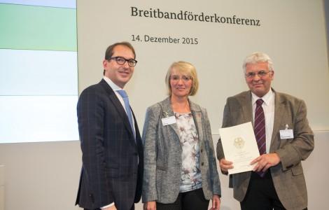 Fördermittel für Breitbandinternet in Minden-Lübbecke