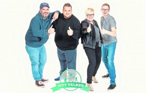 Das City Talent geht in die dritte Runde
