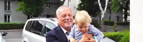 Ein Tag mit … Bürgermeister Stephan Böhme an seinem letzten Arbeitstag